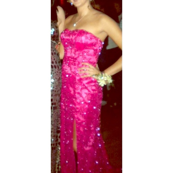 Scala Dresses & Skirts - Scala Prom Dress